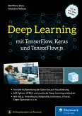 Deep Learning mit TensorFlow, Keras und TensorFlow.js (eBook, ePUB)