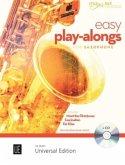 Easy Play-Alongs, für Saxophon und Klavier, m. Audio-CD