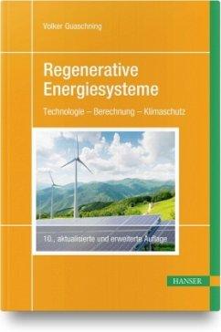 Regenerative Energiesysteme - Quaschning, Volker