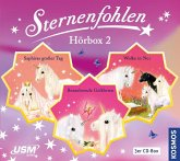 Die große Sternenfohlen Hörbox Folgen 4-6 (3 Audio CDs), 3 Audio-CDs
