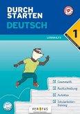Durchstarten 1. Klasse - Deutsch AHS - Lernhilfe