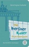 Die Berliner Mauer für die Hosentasche