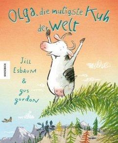 Olga, die mutigste Kuh der Welt - Esbaum, Jill