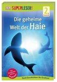 SUPERLESER! Die geheime Welt der Haie / Superleser 2. Lesestufe Bd.22