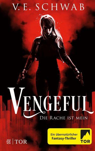 Buch-Reihe Vicious & Vengeful