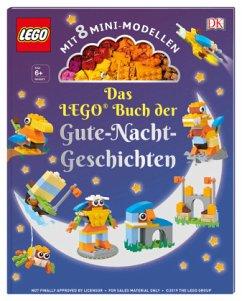Das LEGO® Buch der Gute-Nacht-Geschichten - Kosara, Tori