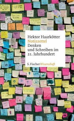 Notizzettel - Haarkötter, Hektor