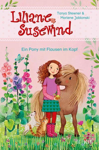 Buch-Reihe Liliane Susewind ab 6 Jahre von Tanya Stewner