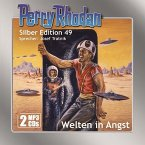 Perry Rhodan Silber Edition - Welten in Angst, 1 MP3-CD