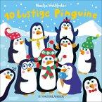 10 lustige Pinguine