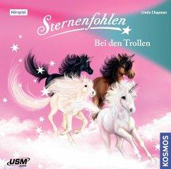 Sternenfohlen (Folge 18): Bei den Trollen, 1 Audio-CD - Chapman, Linda