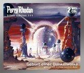 Perry Rhodan Silber Edition - Geburt einer Dunkelwolke, 1 MP3-CD