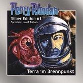 Perry Rhodan Silber Edition - Terra im Brennpunkt, 1 Audio-CD