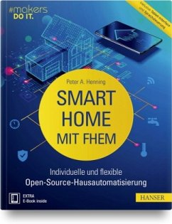 Smart Home mit FHEM - Henning, Peter A.