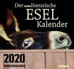 Der (un)literarische Eselkalender (2020)