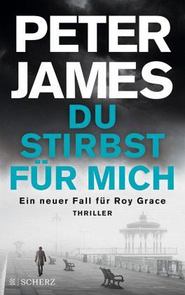Buch-Reihe Roy Grace von Peter James