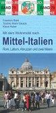 Mit dem Wohnmobil nach Mittel-Italien
