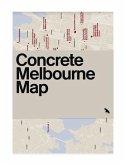 Concrete Melbourne Map