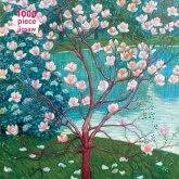 Magnolienbaum (Puzzle)
