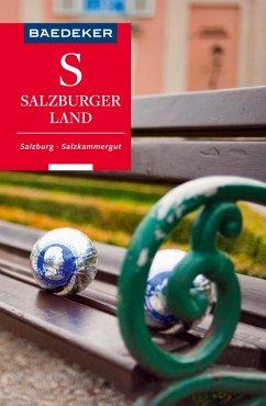 Baedeker Reiseführer Salzburger Land, Salzburg, Salzkammergut (eBook, PDF) - Spath, Mag. Stefan