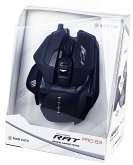 MadCatz R.A.T. Pro S3 Optical Gaming Mouse, RATS3 Gaming Maus, schwarz