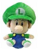 Nintendo Super Mario Brothers, Baby Luigi, Plüschfigur, 13cm