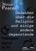 Gedanken über die Religion und einige andere Gegenstände (eBook, ePUB)