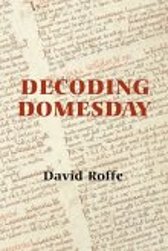 Decoding Domesday (eBook, ePUB)