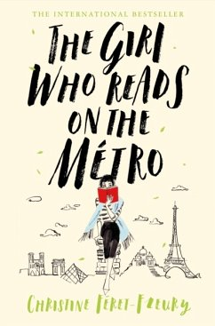 The Girl Who Reads on the Métro - Féret-Fleury, Christine