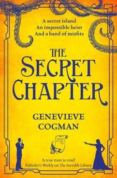 The Secret Chapter - Cogman, Genevieve
