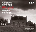 Maigret hat Angst, 4 Audio-CDs