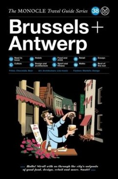 The Monocle Travel Guide to Brussels + Antwerp - Monocle
