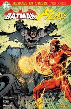 Batman/Flash: Der Preis - Williamson, Joshua; March, Guillem; Sandoval, Rafa