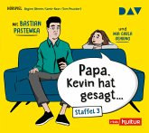 """Papa, Kevin hat gesagt..."" Staffel 3, 1 Audio-CD"