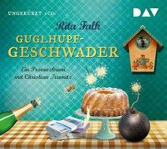 Guglhupfgeschwader / Franz Eberhofer Bd.10 (6 Audio-CDs) - Falk, Rita