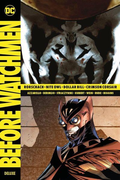 Buch-Reihe Before Watchmen Deluxe