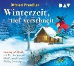 Winterzeit, tief verschneit, 2 Audio-CDs
