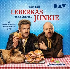 Leberkäsjunkie / Franz Eberhofer Bd.7 (1 Audio-CD) - Falk, Rita