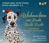 Weihnachten mit Punkt Punkt Punkt. Eigenwillige Weihnachtsgeschichten, 2 Audio-CDs