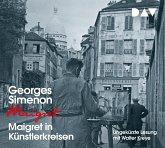 Maigret in Künstlerkreisen / Kommissar Maigret Bd.66 (4 Audio-CDs)