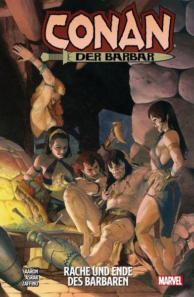 Buch-Reihe Conan der Barbar