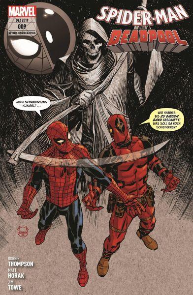 Buch-Reihe Spider-Man/Deadpool