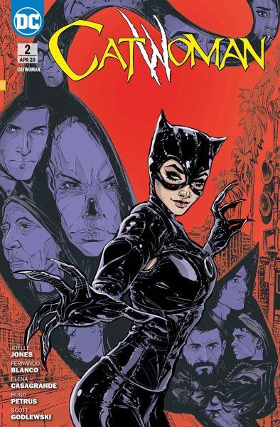 Buch-Reihe Catwoman 2. Serie
