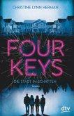 Die Stadt im Schatten / Four Keys Bd.1