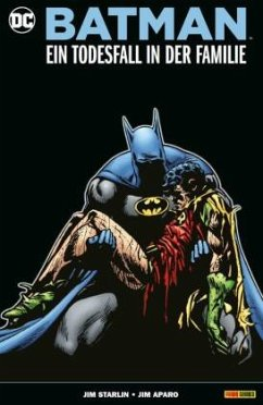 Batman: Ein Todesfall in der Familie (Neuausgabe) - Starlin, Jim; Aparo, Jim