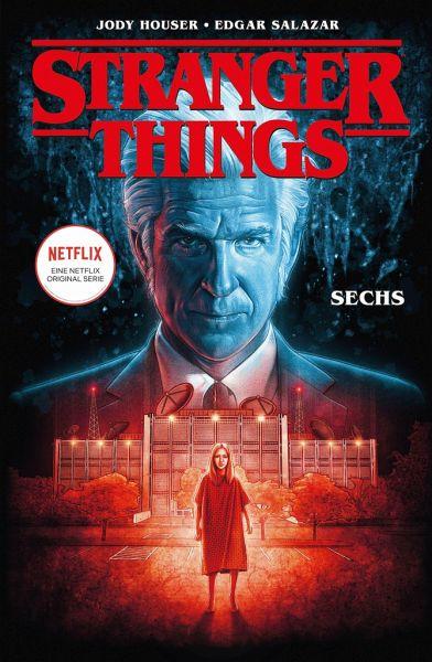 Buch-Reihe Stranger Things
