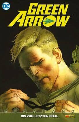 Buch-Reihe Green Arrow Megaband 2. Serie