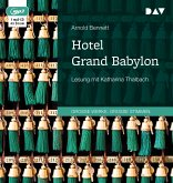 Hotel Grand Babylon, 1 MP3-CD