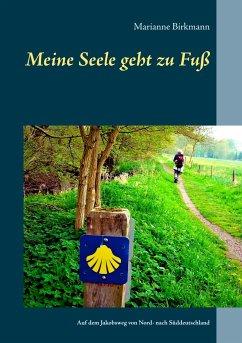 Meine Seele geht zu Fuß - Birkmann, Marianne