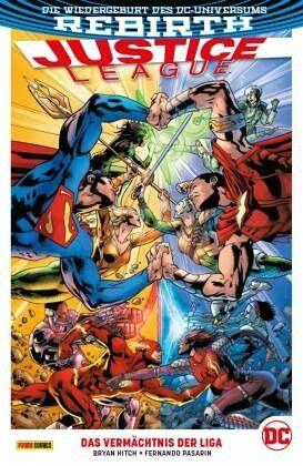 Buch-Reihe Justice League 2. Serie